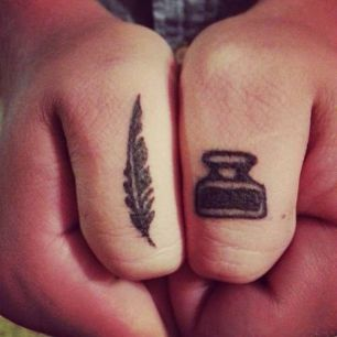 Para os amantes da escrita