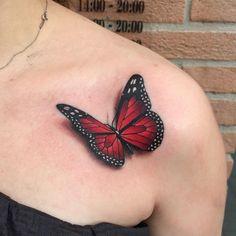 Talk about tattoo vamos falar sobre tatuagens 44 tattoos de borboletas e seus significados thecheapjerseys Images